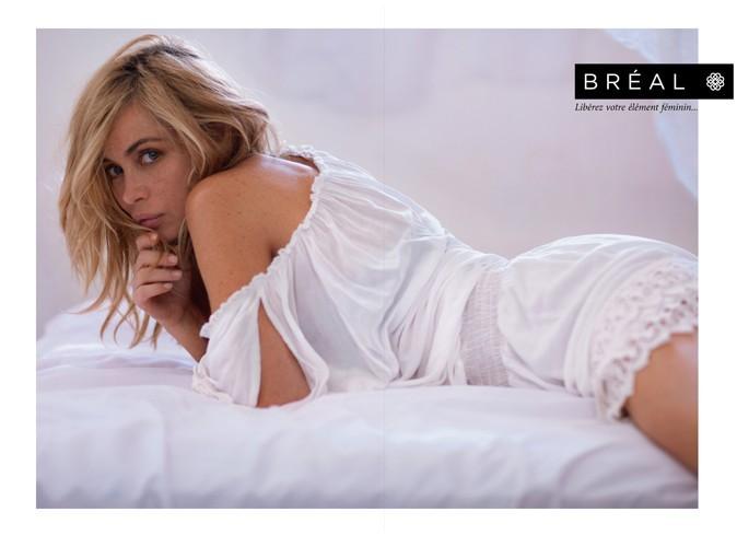 Mode : Emmanuelle Béart, égérie audacieuse pour la marque Bréal !