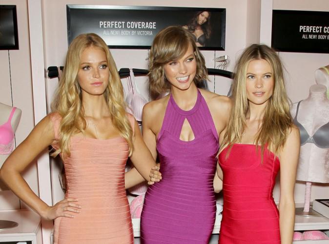 Mode : Erin Heatherton et Behati Prinsloo : sans langue de bois, elles balancent sur Victoria's Secret !