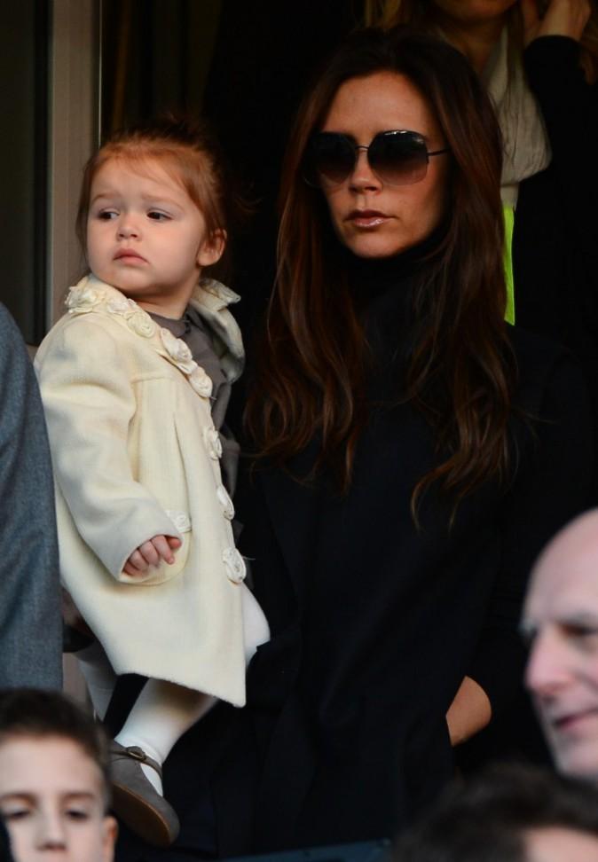 Harper Beckham grande gagnante du Top 10 !