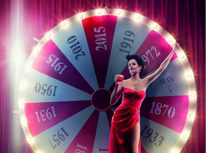 Mode : Eva Green : égérie sensuelle pour le calendrier Campari !