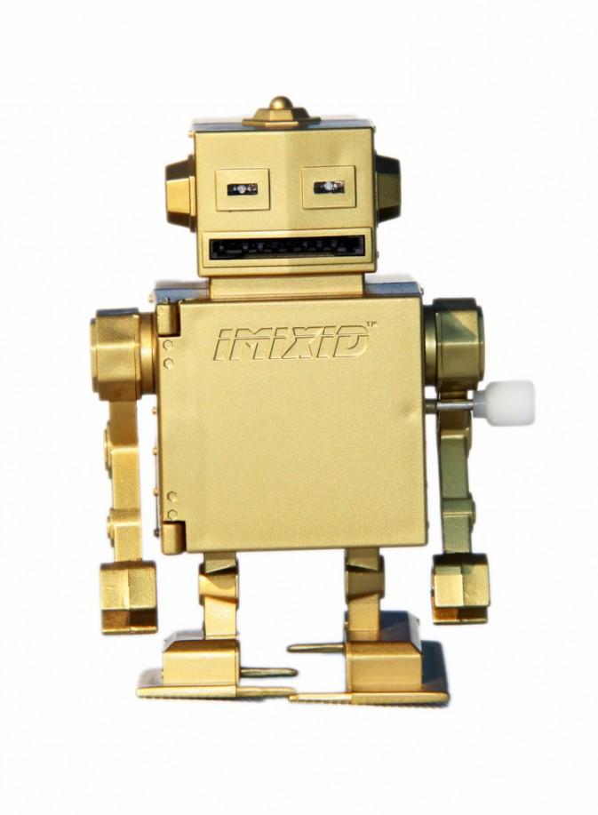 Robot USB et lecteur de cartes, lavantgardiste.com 35€