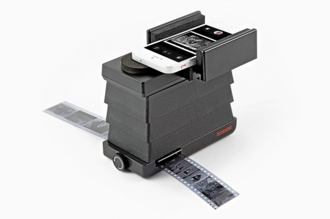 Scanner à pellicules pour smartphones, Lomography 50€