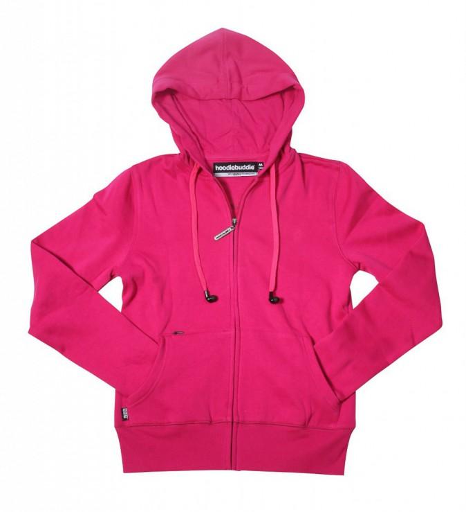 Sweatshirt à écouteurs intégrés, hoodiebuddie.fr 79,50€