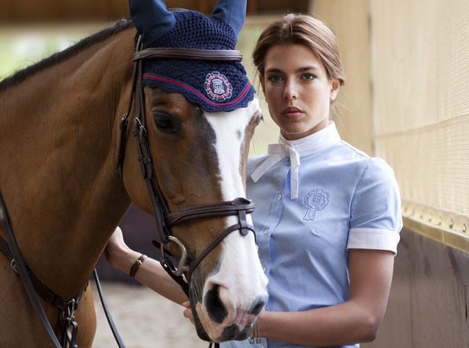 Mode : Gucci signe une collection dédiée à l'équitation et à Charlotte Casiraghi !