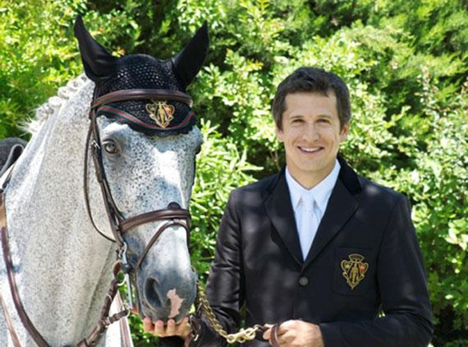 Mode : Guillaume Canet sponsorisé par Gucci pour son retour à l'équitation !