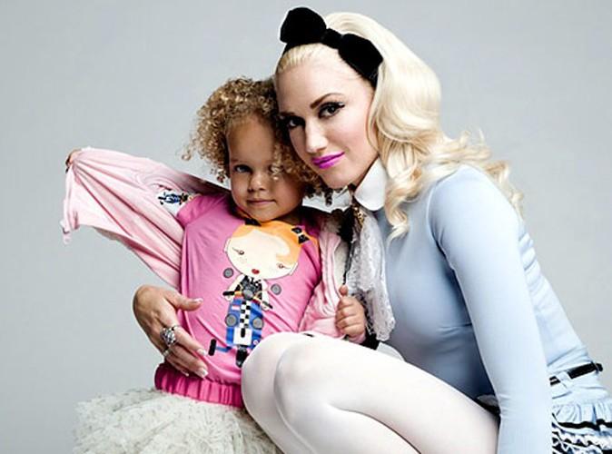 Mode : Gwen Stefani présente la première pièce de sa collection Harajuku Mini pour Target !
