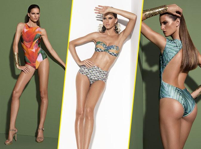 Izabel Goulart : après Victoria's Secret, elle devient égérie pour les maillots de bain Agua de Coco !