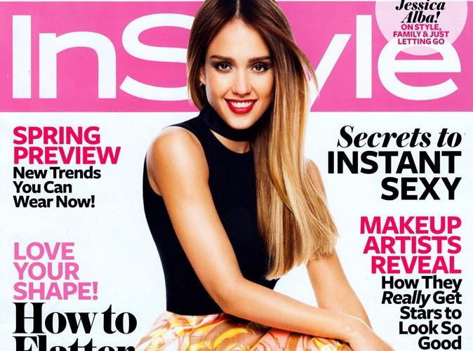 Mode : Jessica Alba confie ses fashion secrets !