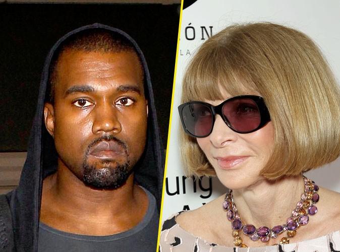Mode : Kanye West : déterminé, le jeune papa veut que sa baby-girl fasse la couverture de Vogue !