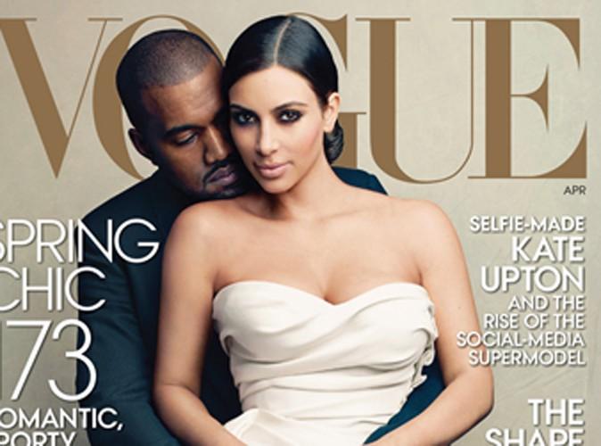 Mode : Kanye West et Kim Kardashian en couverture de Vogue : la une qui conduit la bible de la mode en justice !