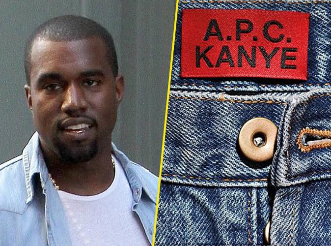 Mode : Kanye West : un jeune papa converti en styliste de choc pour APC !
