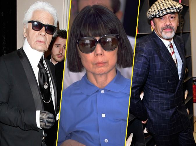 Mode : Karl Lagerfeld, Rei Kawakubo, Christian Louboutin… : Louis Vuitton fête les 60 ans de son Monogram avec six créateurs de renom !