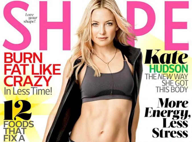 Mode : Kate Hudson : elle dévoile son corps de bombe et ses secrets dans Shape Magazine !