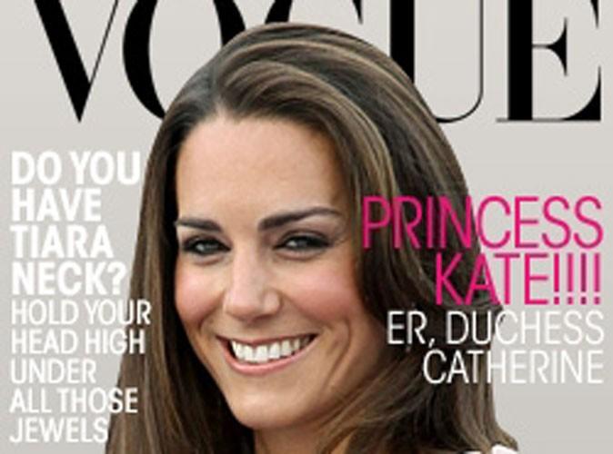 Mode : Kate Middleton, bientôt en couverture de Vogue US ?