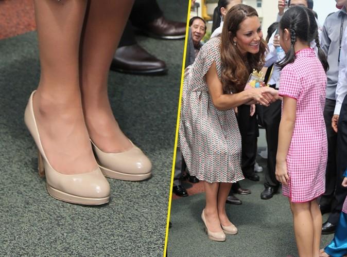 Mode: Kate Middleton: elle fait marcher le business de la chaussure!