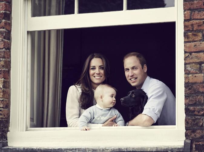 Mode : Kate Middleton et le petit prince font chauffer la carte bleue chez Gap !