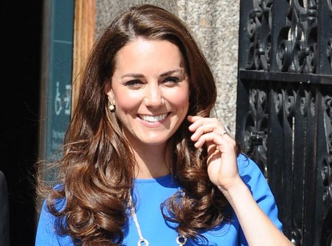 Mode : Kate Middleton : son collier vaut de l'or !