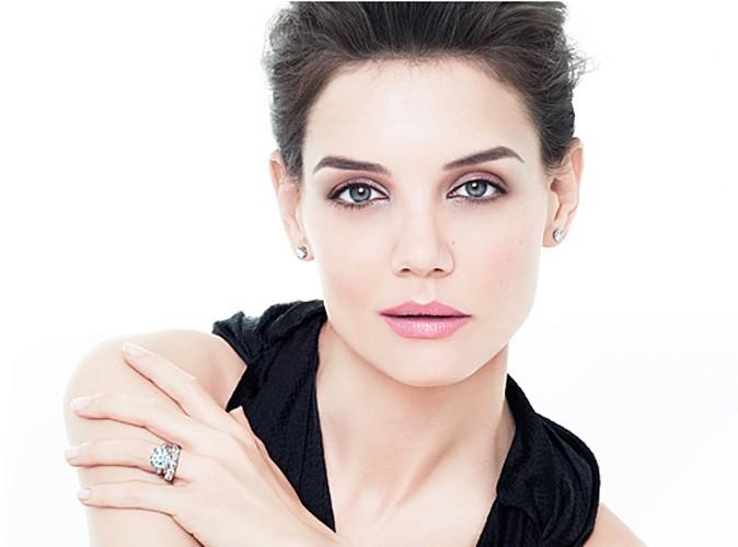 Mode : Katie Holmes est la nouvelle égérie du bijoutier H.Stern !