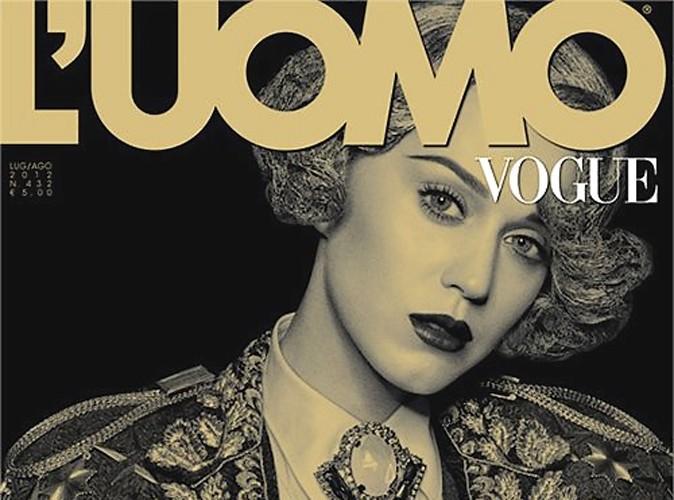 """Mode : Katy Perry : """"je suis dans ma période féerique, sorcière blanche et goth !"""""""