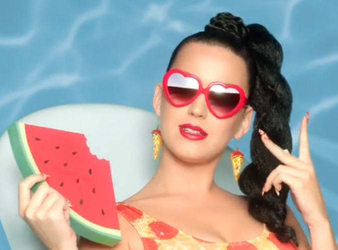 Mode : Katy Perry : son clip This Is How We Do, une ôde à la mode et culture pop ?