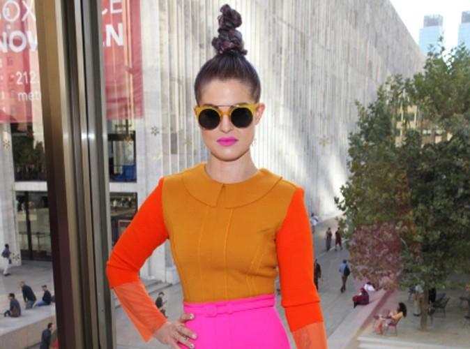 Mode : Kelly Osbourne veut lancer une ligne de vêtements spécialisée pour les grandes tailles !