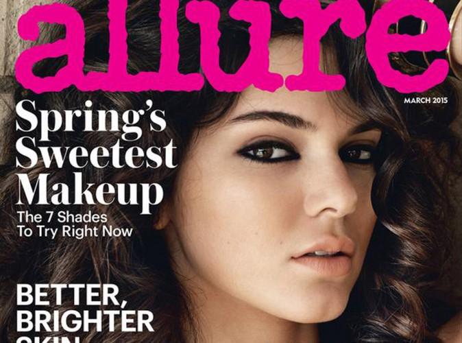 Mode : Kendall Jenner : cover girl d'Allure, elle avoue vouloir sortir de l'ombre des Kardashian !