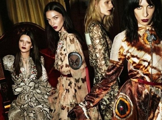 Mode : Kendall Jenner : mystérieuse et envoûtante pour la nouvelle campagne Givenchy !
