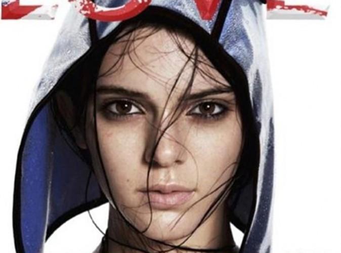 Mode : Kendall Jenner : naturellement belle pour la Une du magazine Love !
