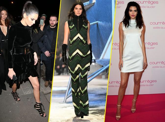 Mode : Kendall Jenner : Ses secrets pour ne pas avoir mal aux pieds en talons hauts !