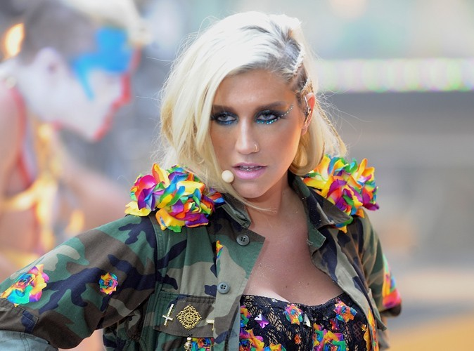 Mode : Kesha lance sa collection de bijoux !
