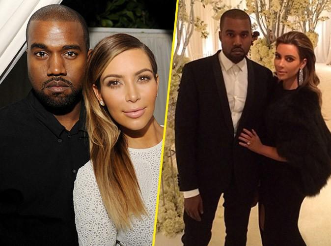 Mode : Kim Kardashian et Kanye West : quelle robe de mariée vont-ils finalement choisir ?
