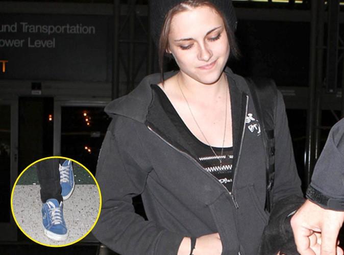 Mode : Kristen Stewart donne ses chaussures !