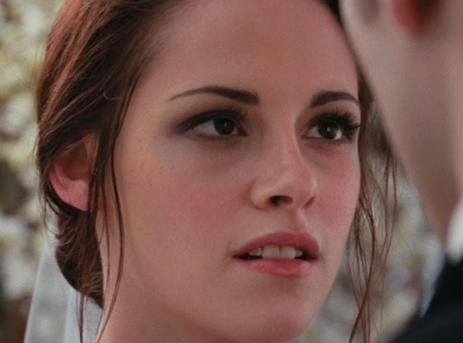Mode : Kristen Stewart : Twilight : la robe de mariée de Bella Swan répliquée !