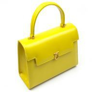 Launer London bag version jaune