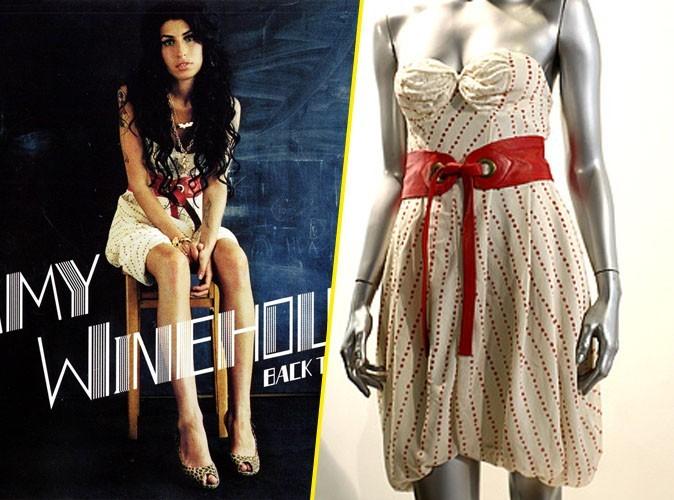 Mode : la robe d'Amy Winehouse vendue 67 000$ !
