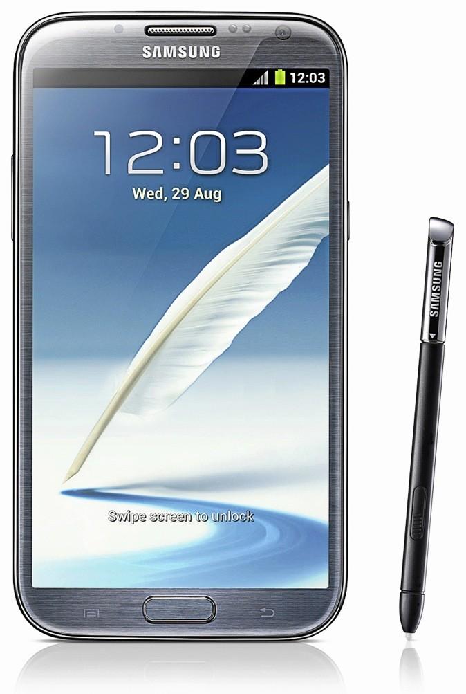 Samsung Galaxy Note II, 16 Go Samsung 629 €