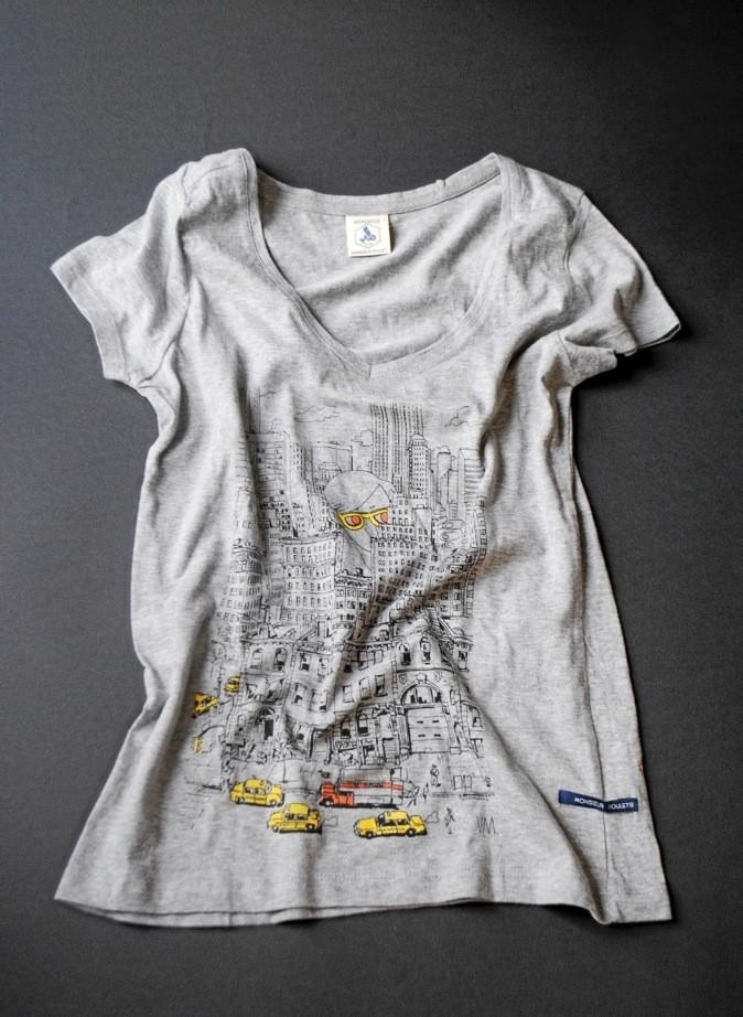 T-shirt NY1, Monsieur Poulet 39 €
