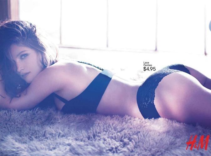 Mode : Laetitia Casta ultra sexy dans la pub H&M !