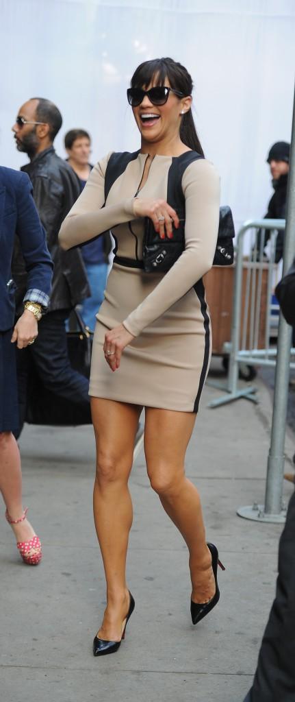 Mode : le CV fashion de Paula Patton !
