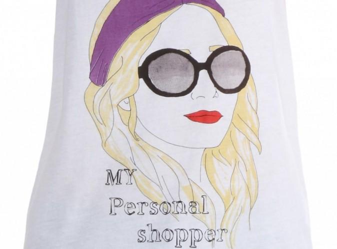 Mode : le t-shirt Personal Shopper d'American Retro !