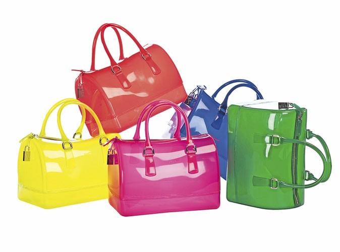 Mode : Les Candy bags fluo Furla pour un été vitaminé !