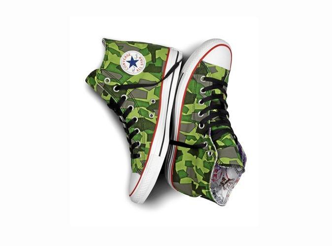 Mode : les hit shoes de Converse !