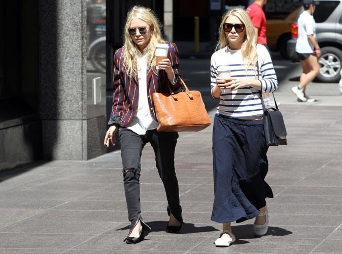 Mode : Les jumelles Olsen s'engagent auprès de la marque solidaire TOMS !