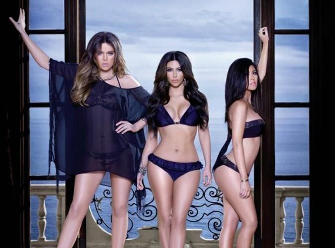 Mode : les sœurs Kardashian s'auto-proclament reines du bikini !