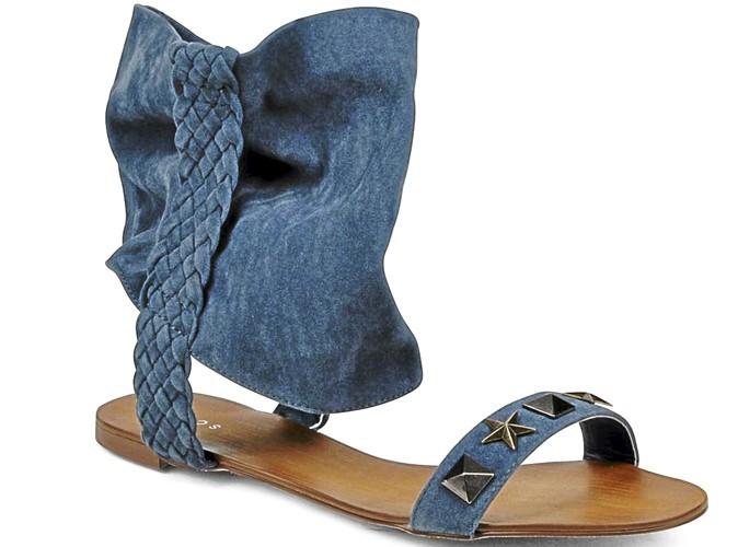 Mode : les sandales guêtres perdent du terrain !