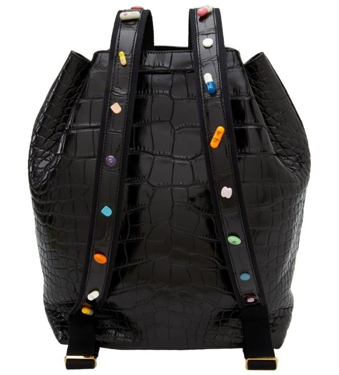 Sac The Row X Damien Hirst d'une valeur de 55 000$