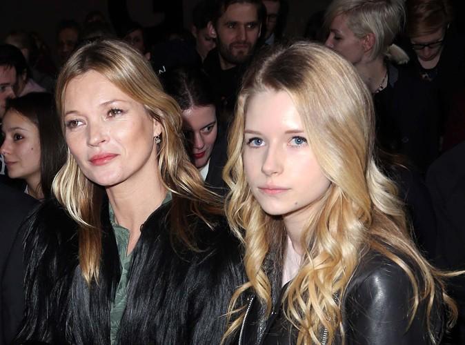 Mode : Lottie, la petite soeur de Kate Moss se lance dans la mode !