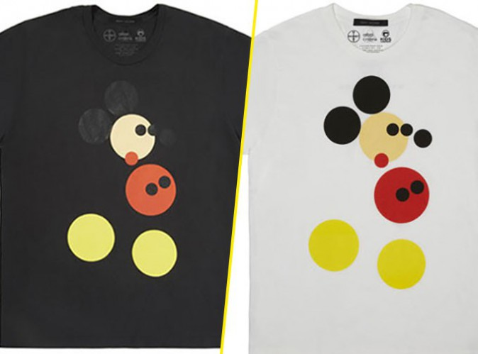 Mode : Marc Jacobs : Mickey débarque sur vos t-shirt !
