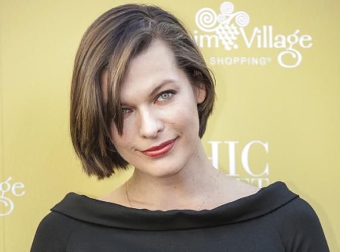 Mode : Milla Jovovich : la top internationale avoue ne pas savoir s'habiller !