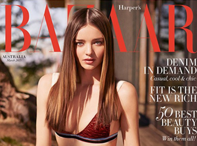 Mode : Miranda Kerr : Une cover-girl impossible à remplacer !